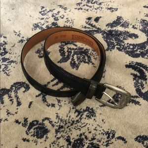 vintage belt from brandy melville
